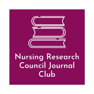 Nursing Research Council Journal Club - November